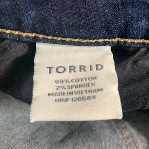 torrid Jeans - Torrid Women's Boot Cut Jeans Stretch Size 22